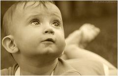 Maurice- Bastian, heute genau 9 Monate alt :-)