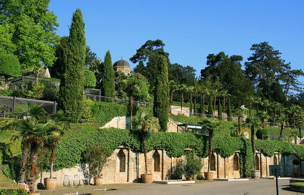 Maurischer Garten der Wilhelma