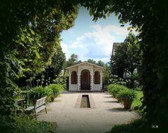 """Maurischer Garten: """"Sommeridylle""""..."""