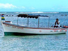 Mauritius - Taxi