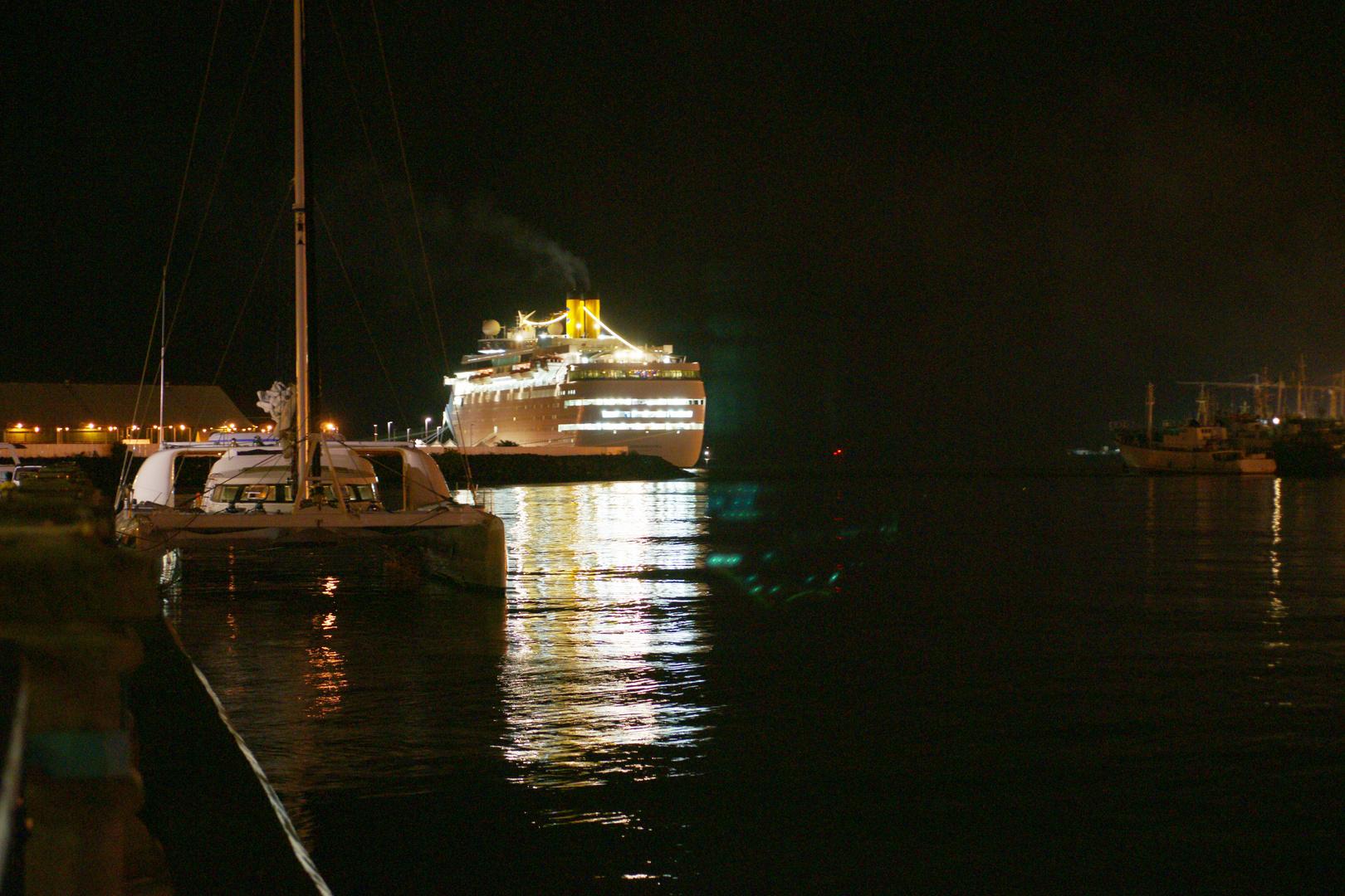 Mauritzius bei Nacht die 4.