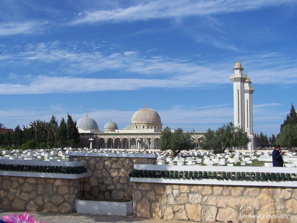 Mausolée de Bourguiba à Monastir - Tunisie
