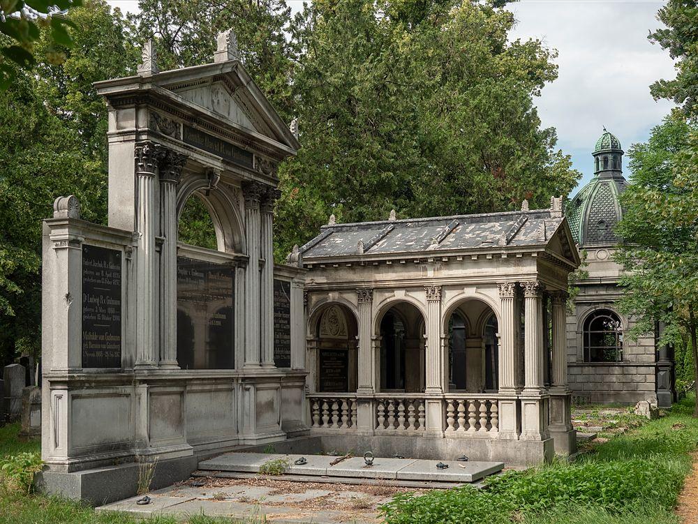 mausoleen ansicht