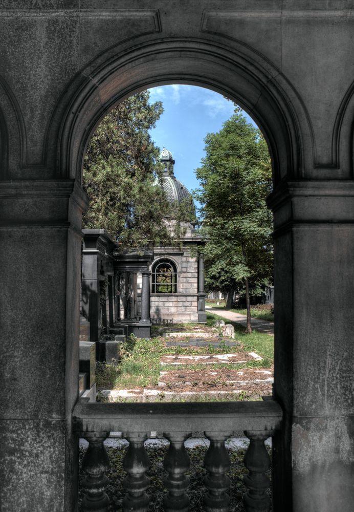 mausoleen durchblick