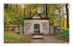 - Mausoleum -