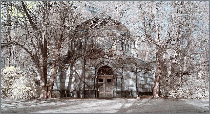 Mausoleum…