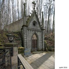 Mausoleum...