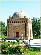 Mausoleum der Samaiden, Buchara, Usbekistan