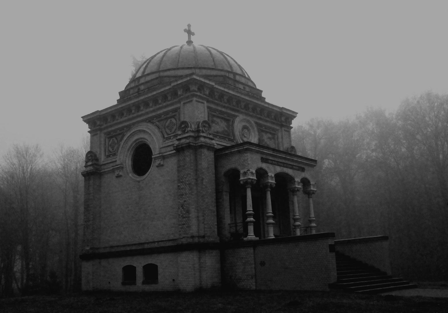 Mausoleum Erbaut 1883