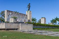 Mausoleum Ernesto Che Guevara