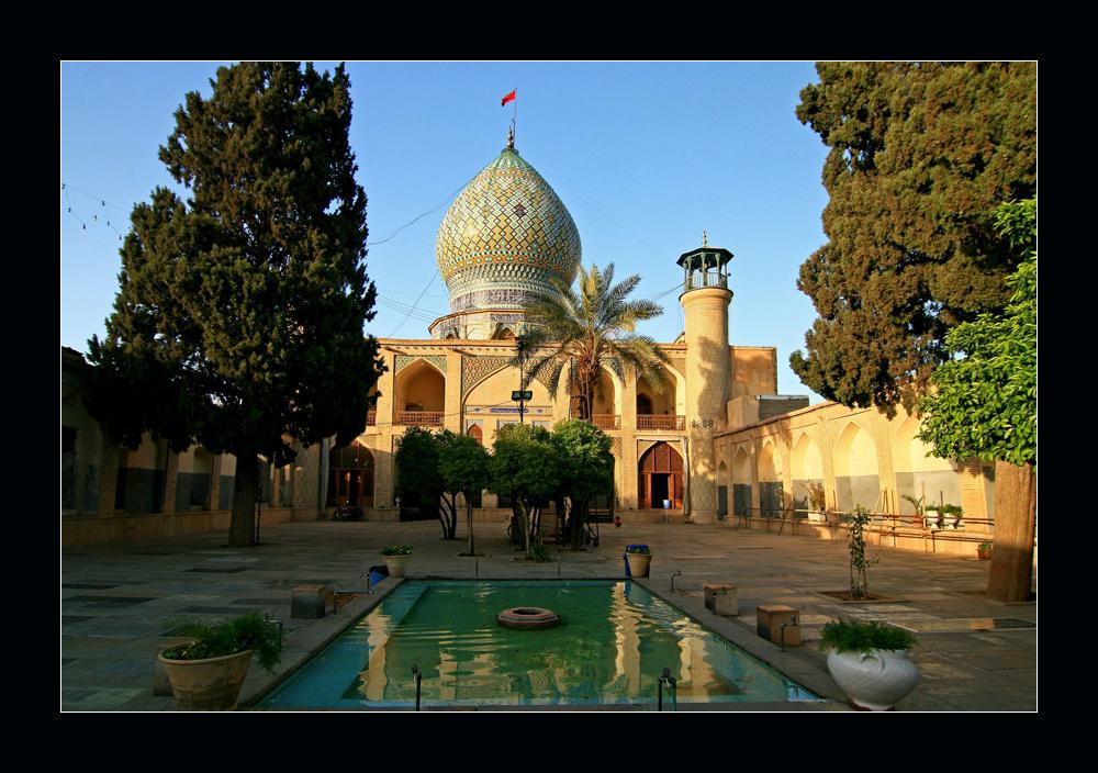 Mausoleum in Shiras