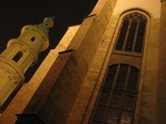 Mausoleum und Dom