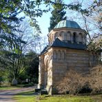 Mausoleum von Dazumal....