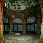 Mausoleum von innen...