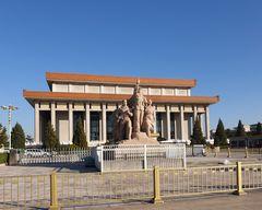Mausoleum von Mao Zedong