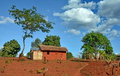 Mavanga Rot-Grün-Blau  und Weiß
