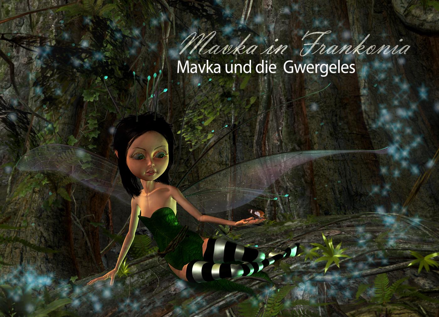 mavka und die gwergeles
