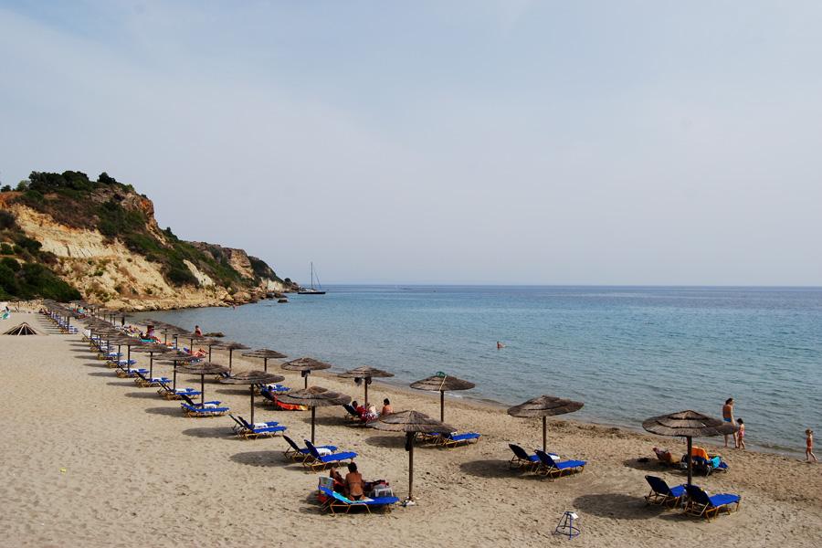 Mavratzi Beach