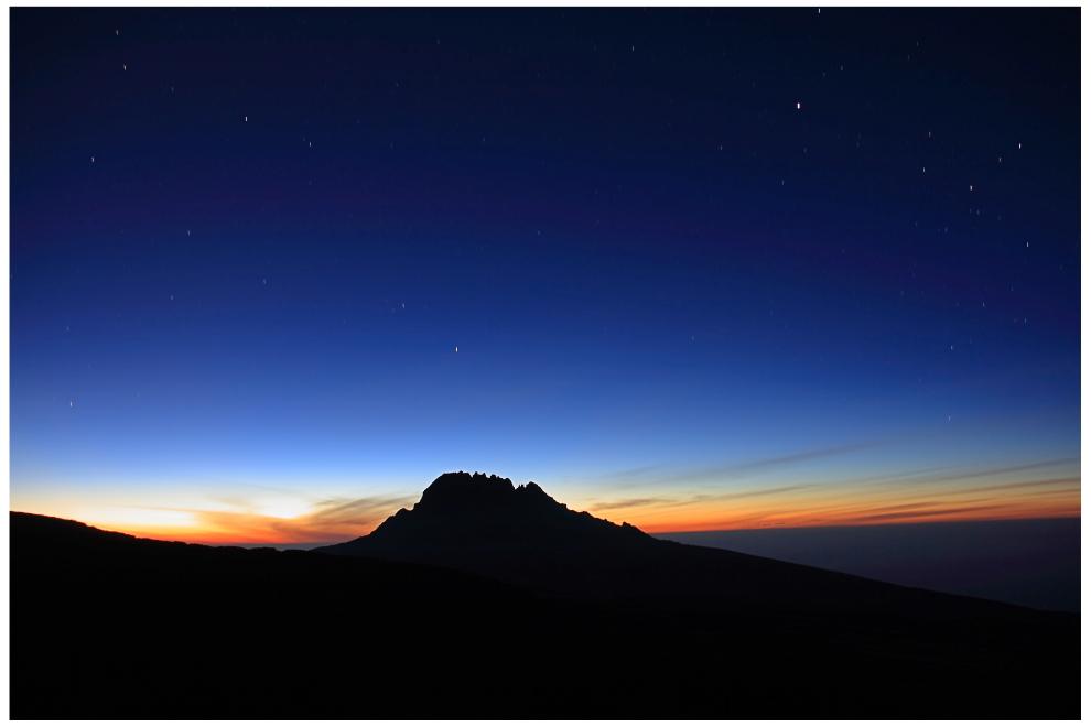 Mawenzi Peak, Mt Kilimanjaro