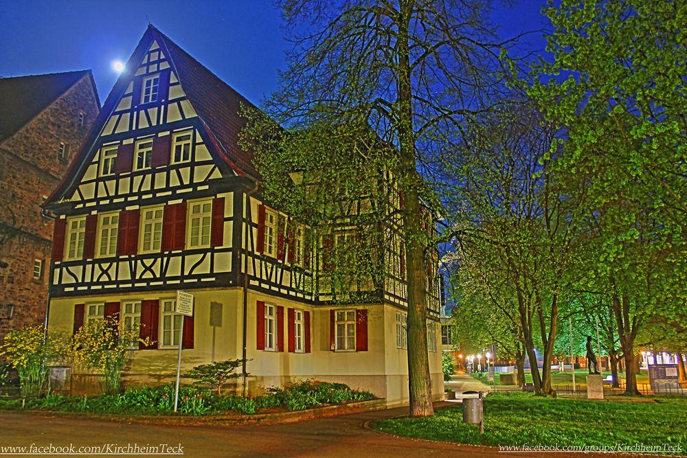 Max Eyth Haus Kirchheim unter Teck Foto & Bild