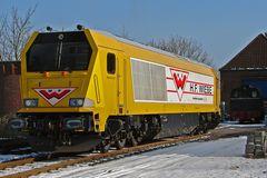 Eisenbahn in/um Kiel