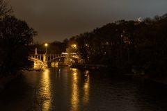 Maximiliansbrücke und der Friedensengel