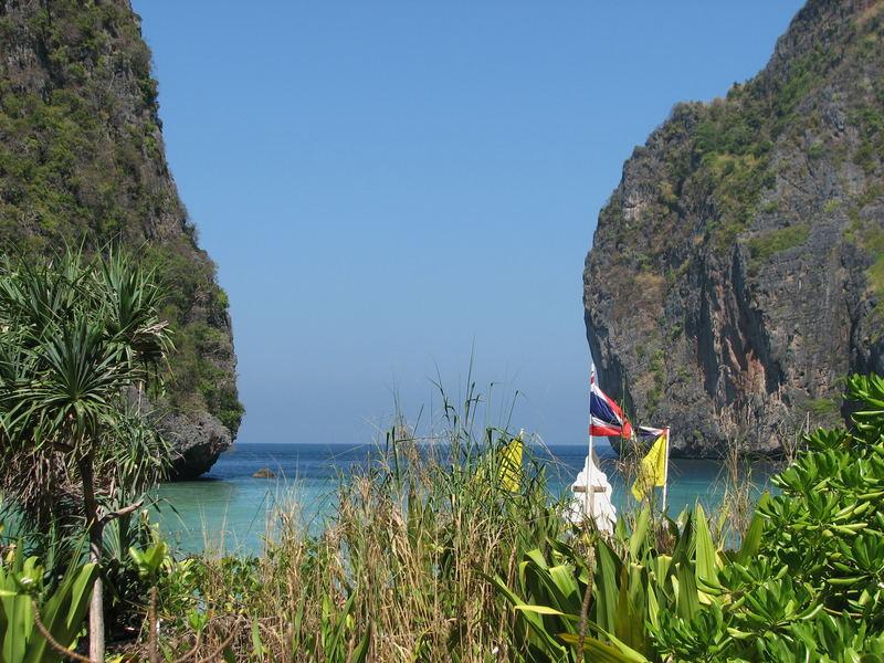 Maya Bay auf Ko Phi Phi Ley