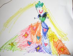 Maya Luna's  Prinzessin