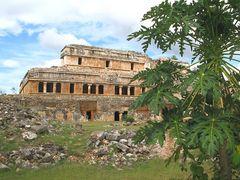 Maya Ruinen von Sayil