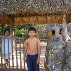 Mayafamily made in Mexico