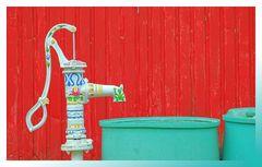 Mayahochkulturschmuckschwengelhandgartengrundwasserförderkolbenpumpendingsda