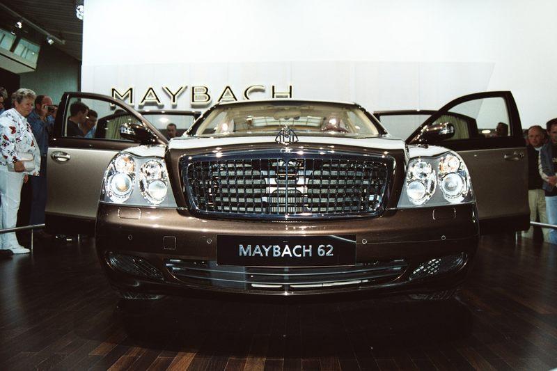 Maybach - Der Luxuswagen