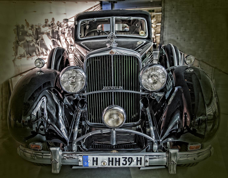 maybach zeppelin foto & bild   autos & zweiräder, oldtimer, oldtimer