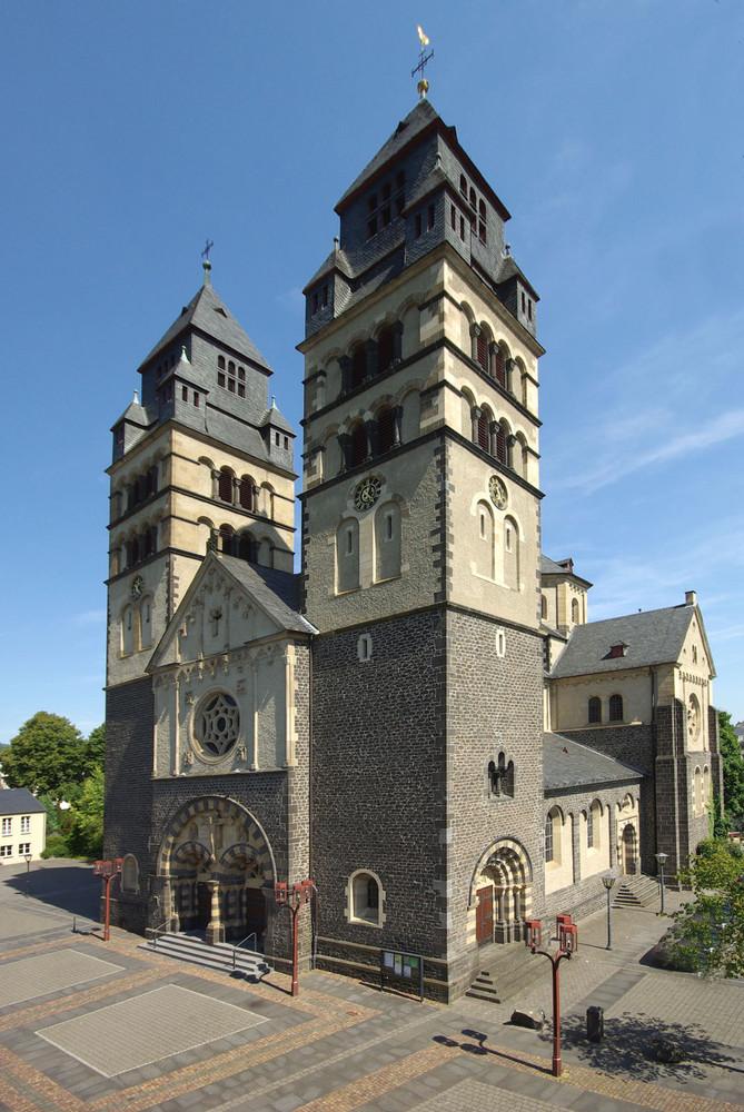 Mayen / Eifel (Herz-Jesu-Kirche)