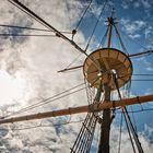 Mayflower II in Plymouth