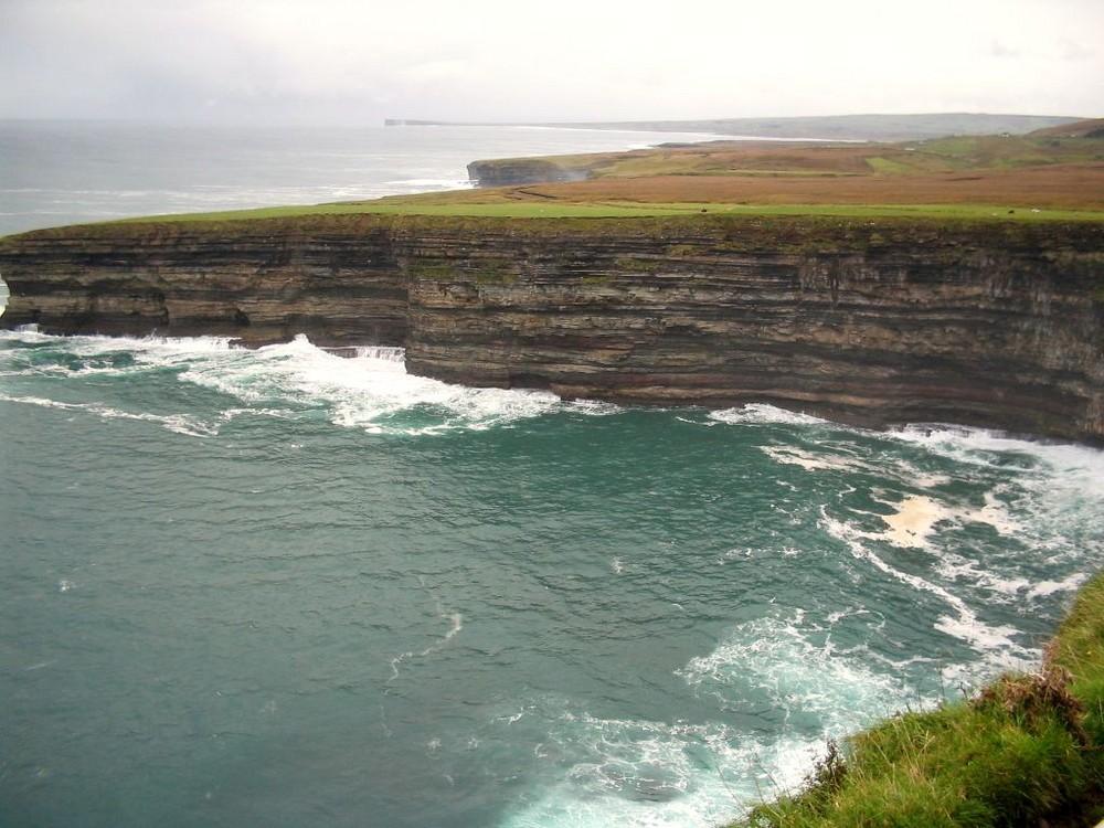 mayo coastline