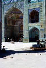 Mazar-i-Sharif - Die blaue Moschee