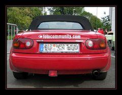 Mazda MX-5 der FC
