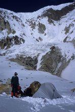 Mazeno-Gletscher