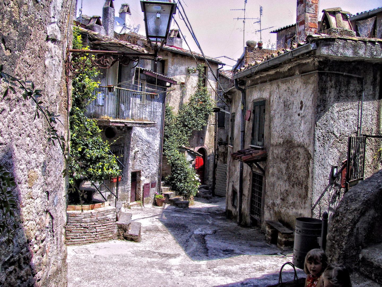 Mazzano Romano bei Rom