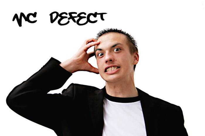 MC Defect CD-Cover Version 1