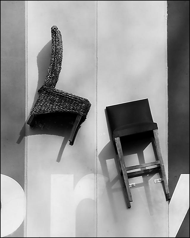 M.C. Escher - Bitte setzen!