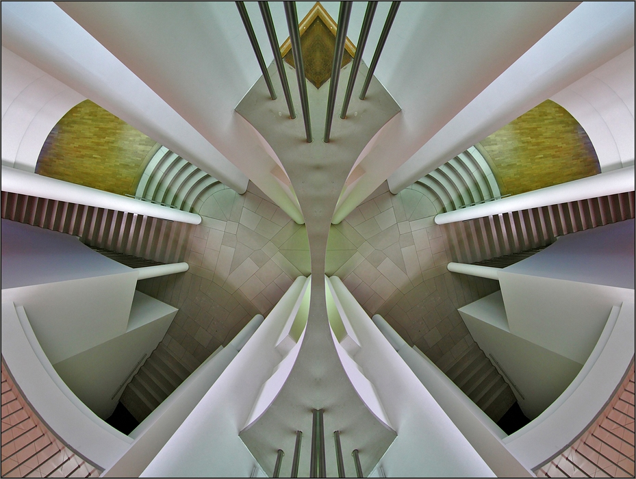 * M.C. Escher lässt grüßen...*