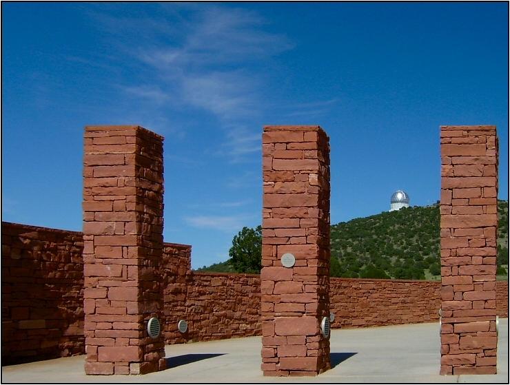 McDonald Observatory @ Fort Davis, Texas