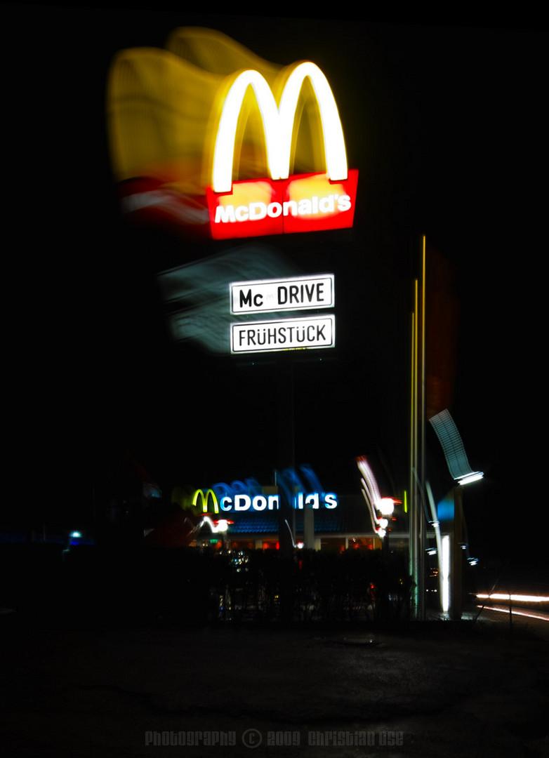 McDonalds Frühstück