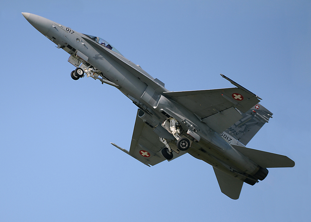 MCDonnall Douglas FA-18 Hornet