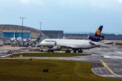 McDonnell Douglas MD-11 Freighter (Lufthansa)