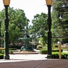 McHattie Park rotunda & fountain
