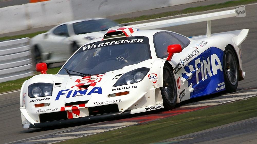mclaren f1 gtr bmw-power foto & bild   sport, motorsport