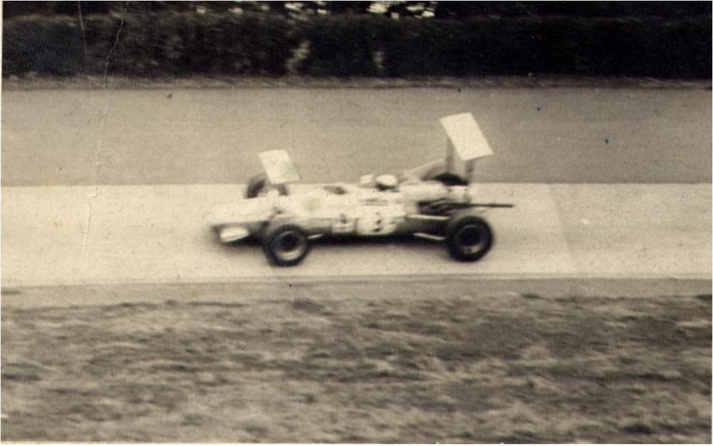 McLaren M7C F1 1969